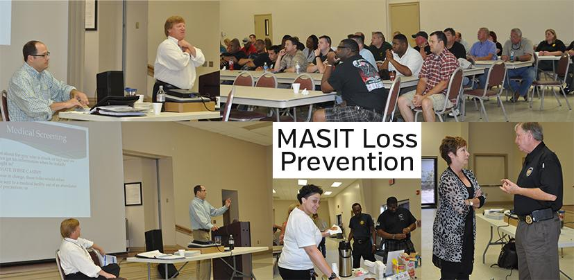 MASIT LOSS PREVENTION